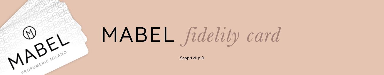 mabel banner fidelitycard