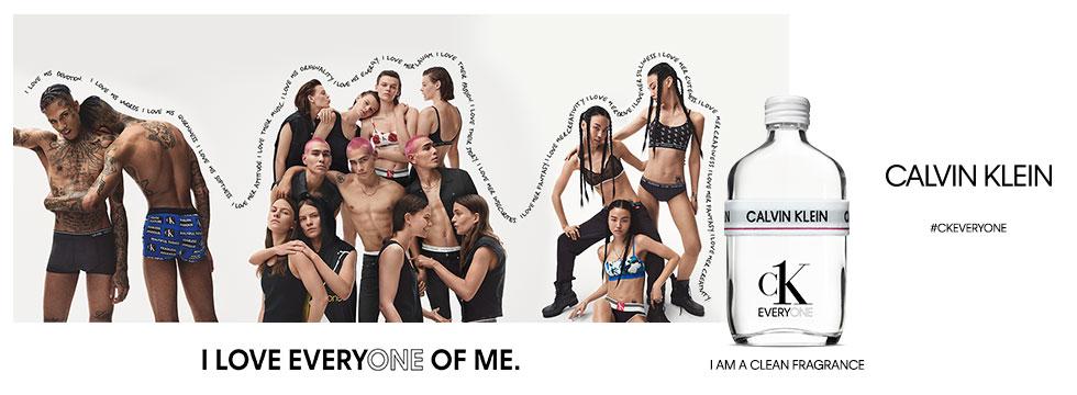Brand Banner Calvin Klein